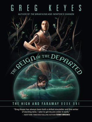 cover image of The Reign of the Departed
