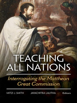 cover image of Teaching All Nations