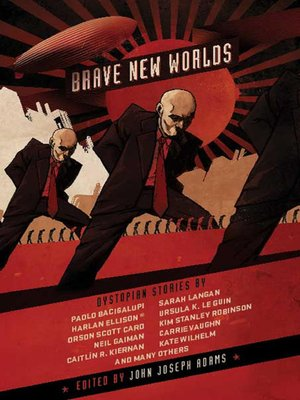 cover image of Brave New Worlds