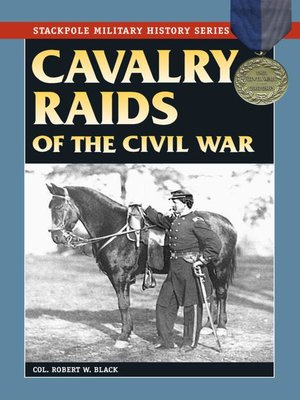 cover image of Cavalry Raids of the Civil War