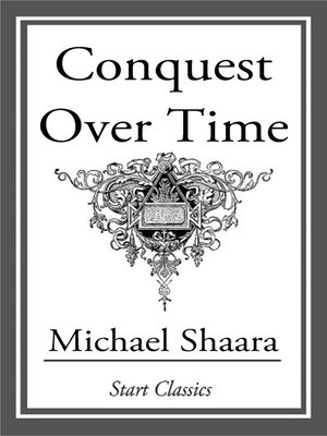cover image of Conquest over Time