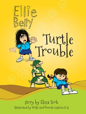 cover image of Turtle Trouble