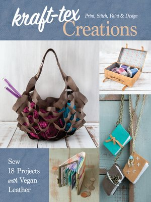cover image of kraft-tex Creations