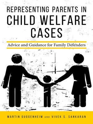 cover image of Representing Parents in Child Welfare Cases