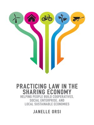 cover image of Practicing Law in the Sharing Economy