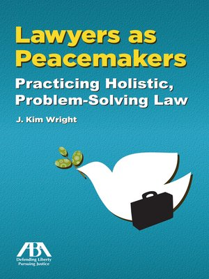 cover image of Lawyers as Peacemakers