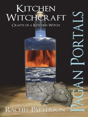 cover image of Kitchen Witchcraft