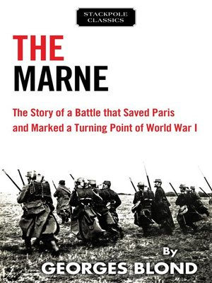 cover image of The Marne