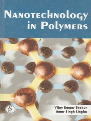 cover image of Nanotechnology In Polymers