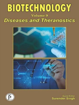 cover image of Biotechnology (Diseases and Theranostics)