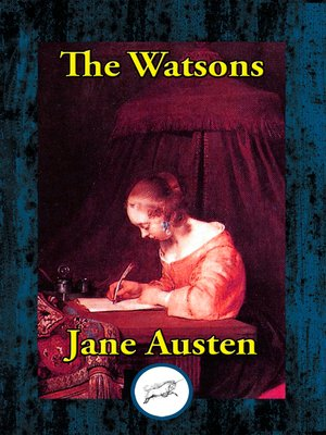 the watsons jane austen ebook