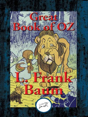 cover image of Great Book of Oz