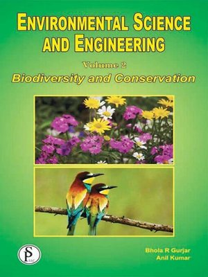 cover image of Environmental Science and Engineering (Biodiversity and Conservation)