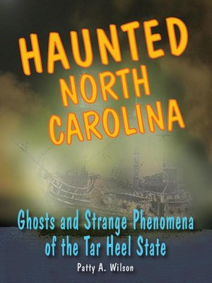 cover image of Haunted North Carolina