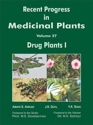cover image of Recent Progress In Medicinal Plants (Drug Plants I)