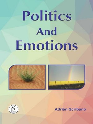 cover image of Politics and Emotions
