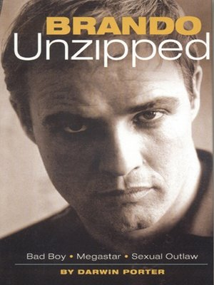 cover image of Brando Unzipped