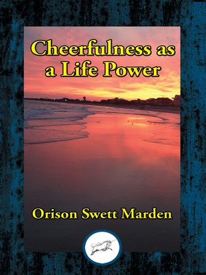cover image of Cheerfulness as a Life Power