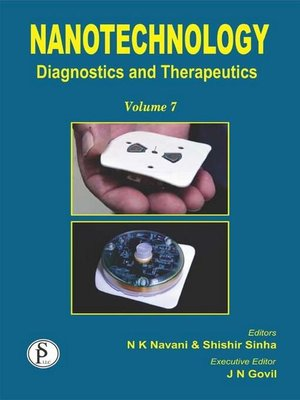 cover image of Nanotechnology (Diagnostics and Therapeutics)