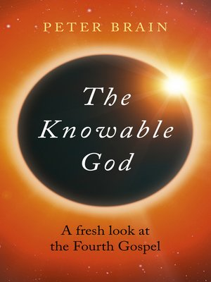 cover image of The Knowable God