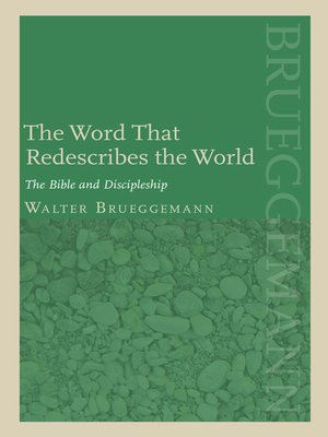 cover image of Word that Redescribes the World