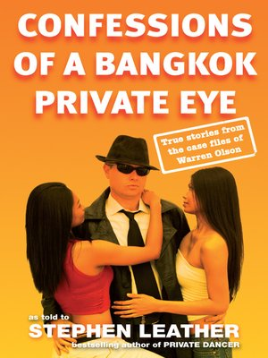 cover image of Confessions of a Bangkok Private Eye