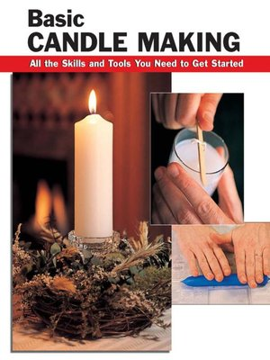 cover image of Basic Candle Making