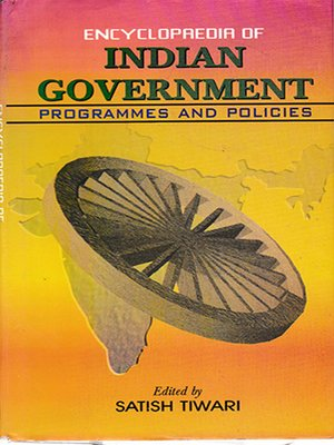 cover image of Encyclopaedia of Indian Government