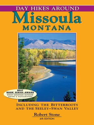 cover image of Day Hikes Around Missoula, Montana