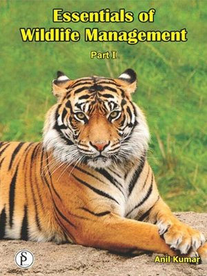 cover image of Essentials of Wildlife Management Part-1
