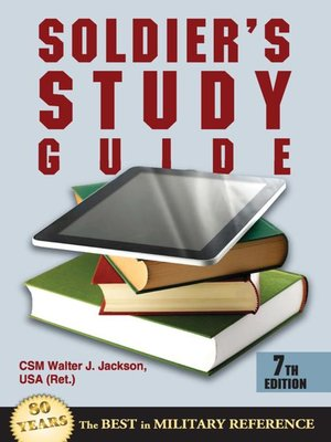 cover image of Soldier's Study Guide