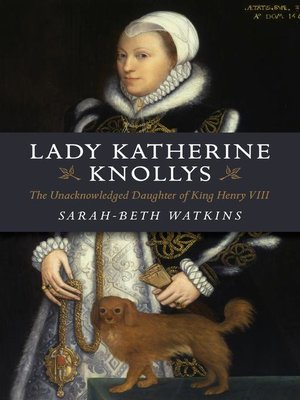 cover image of Lady Katherine Knollys