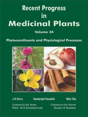 cover image of Recent Progress In Medicinal Plants (Phytoconstituents and Physiological Processes)