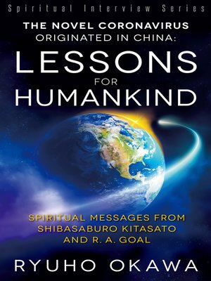 cover image of The Novel Coronavirus Originated in China- Lessons for Humankind