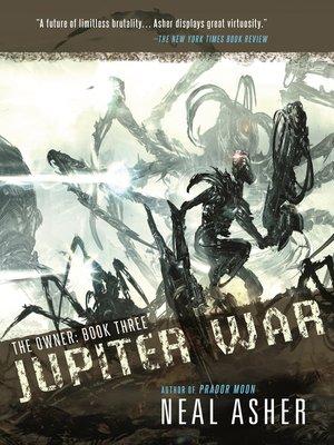 cover image of Jupiter War