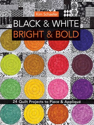 cover image of Black & White, Bright & Bold