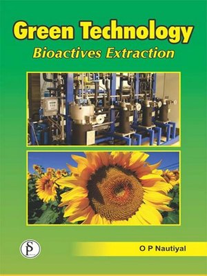 cover image of Green Technology