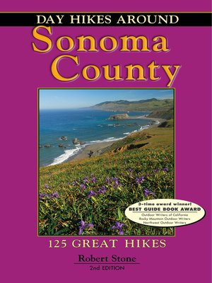 cover image of Day Hikes Around Sonoma County