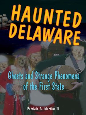 cover image of Haunted Delaware
