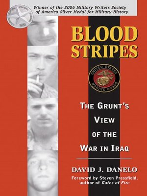 cover image of Blood Stripes