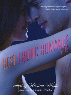 cover image of Best Erotic Romance 2013