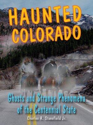 cover image of Haunted Colorado