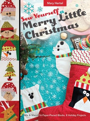 cover image of Sew Yourself a Merry Little Christmas