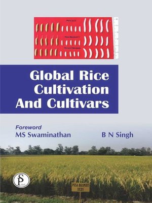 cover image of Global Rice Cultivation and Cultivar