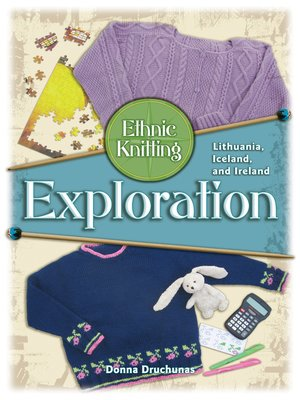 cover image of Ethnic Knitting Exploration