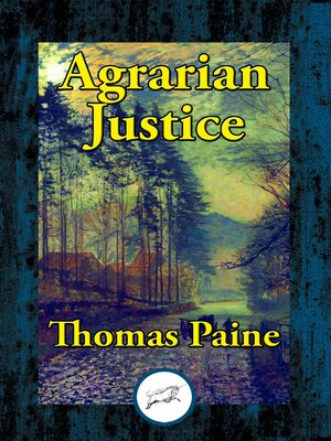 cover image of Agrarian Justice