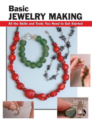 cover image of Basic Jewelry Making