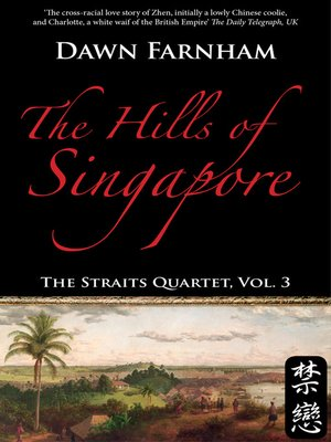 cover image of The Hills of Singapore