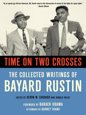 cover image of Time on Two Crosses