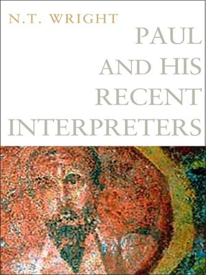 cover image of Paul and His Recent Interpreters
